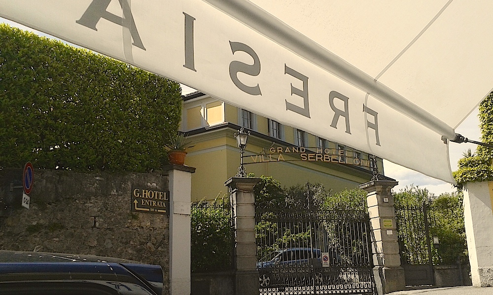 Art Gallery in Bellagio Italy